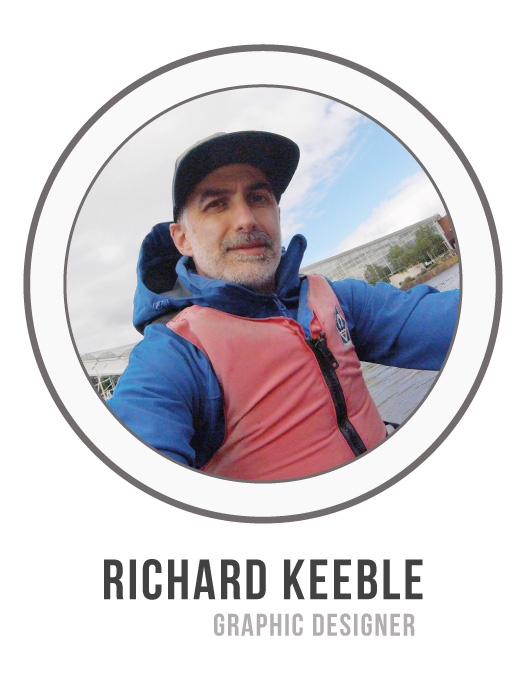 Richard Keeble - Graphic Designer